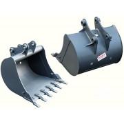 Ковш для экскаваторов-погрузчиков 920 мм из стали DOMEX