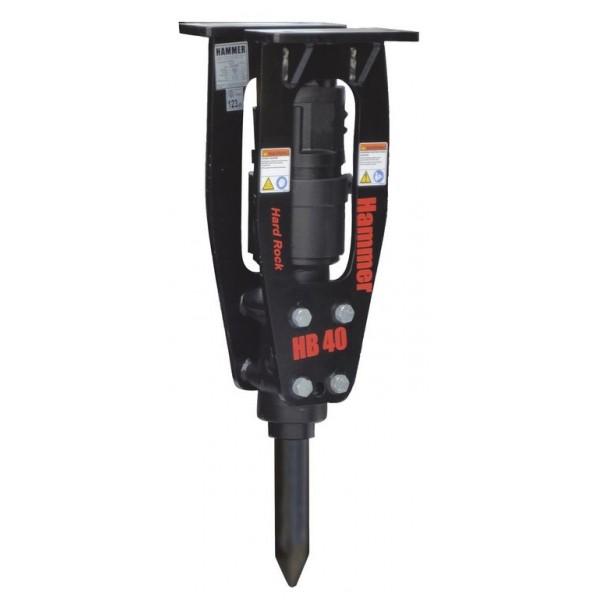 Гидромолот Hammer HB 40