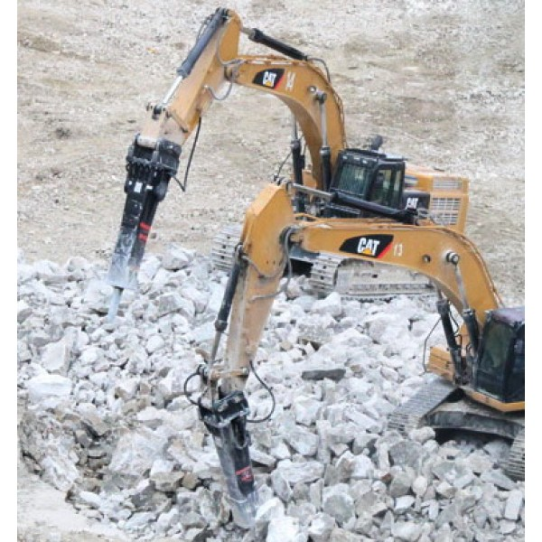 Гидромолот Hammer HB 650