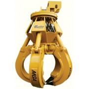 Грейферы многочелюстные (Скрапы) Delta серии MGA для металлолома
