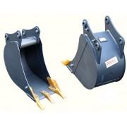 Ковш для экскаваторов-погрузчиков 400 мм