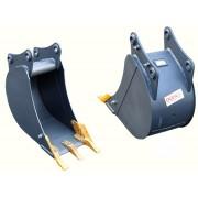 Ковш для экскаваторов-погрузчиков 460 мм из стали DOMEX