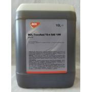 Масло трансмиссионное MOL Transfluid TO-4 SAE 10W